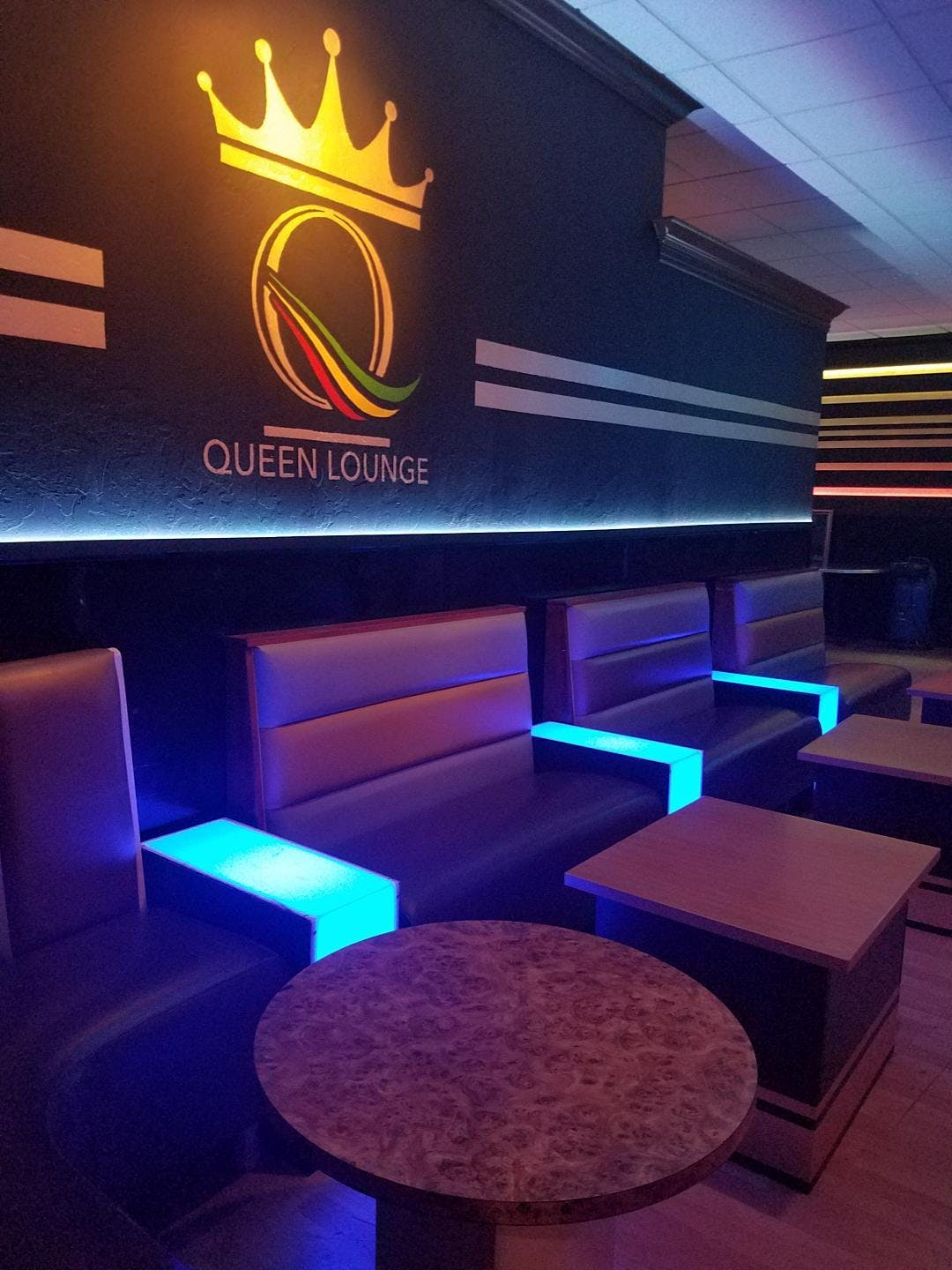 Saturday Premium Table Reservations At Queen Lounge OCT - Table 6 reservations