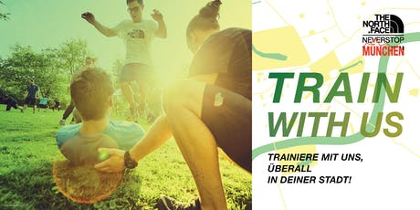 Weekly Outdoor Training Session // Never Stop München Tickets