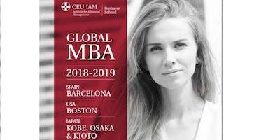 Global MBA IAM CEU