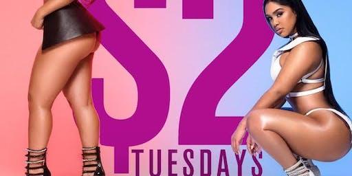 $2 Dollar Tuesdays at Stadium Club