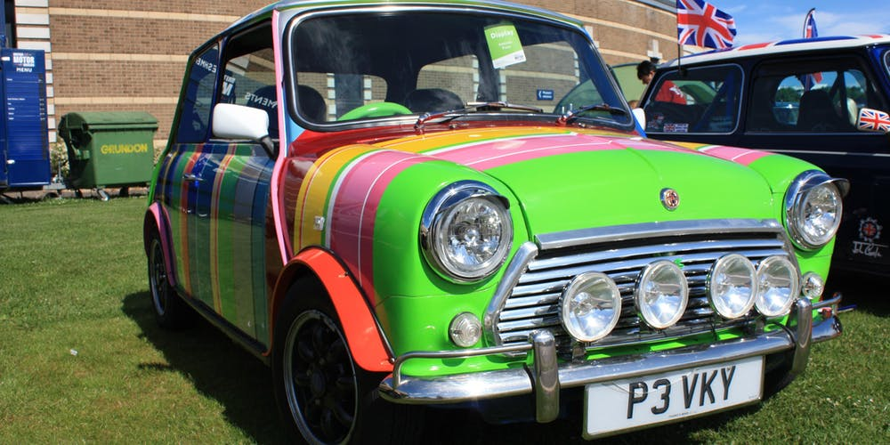 National Metro Mini Show 2019 Vehicle Entry Supported By Peter