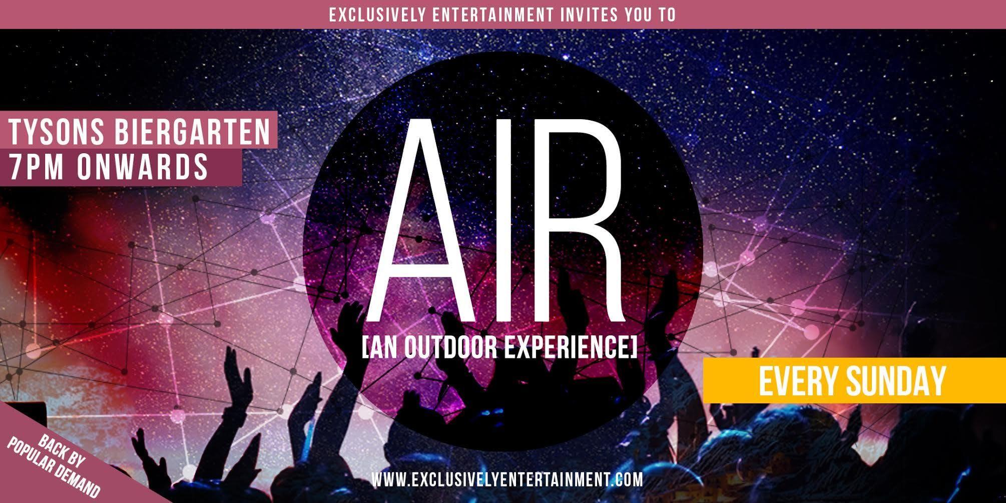 AIR [An Outdoor Experience]