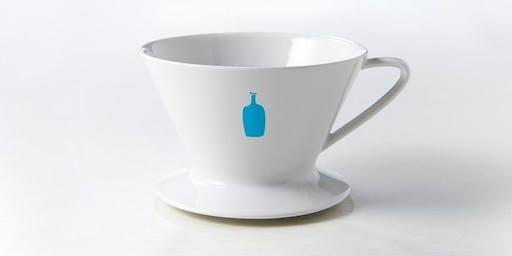Blue Bottle Coffee Dripper – Brew Class – Hayden Tract