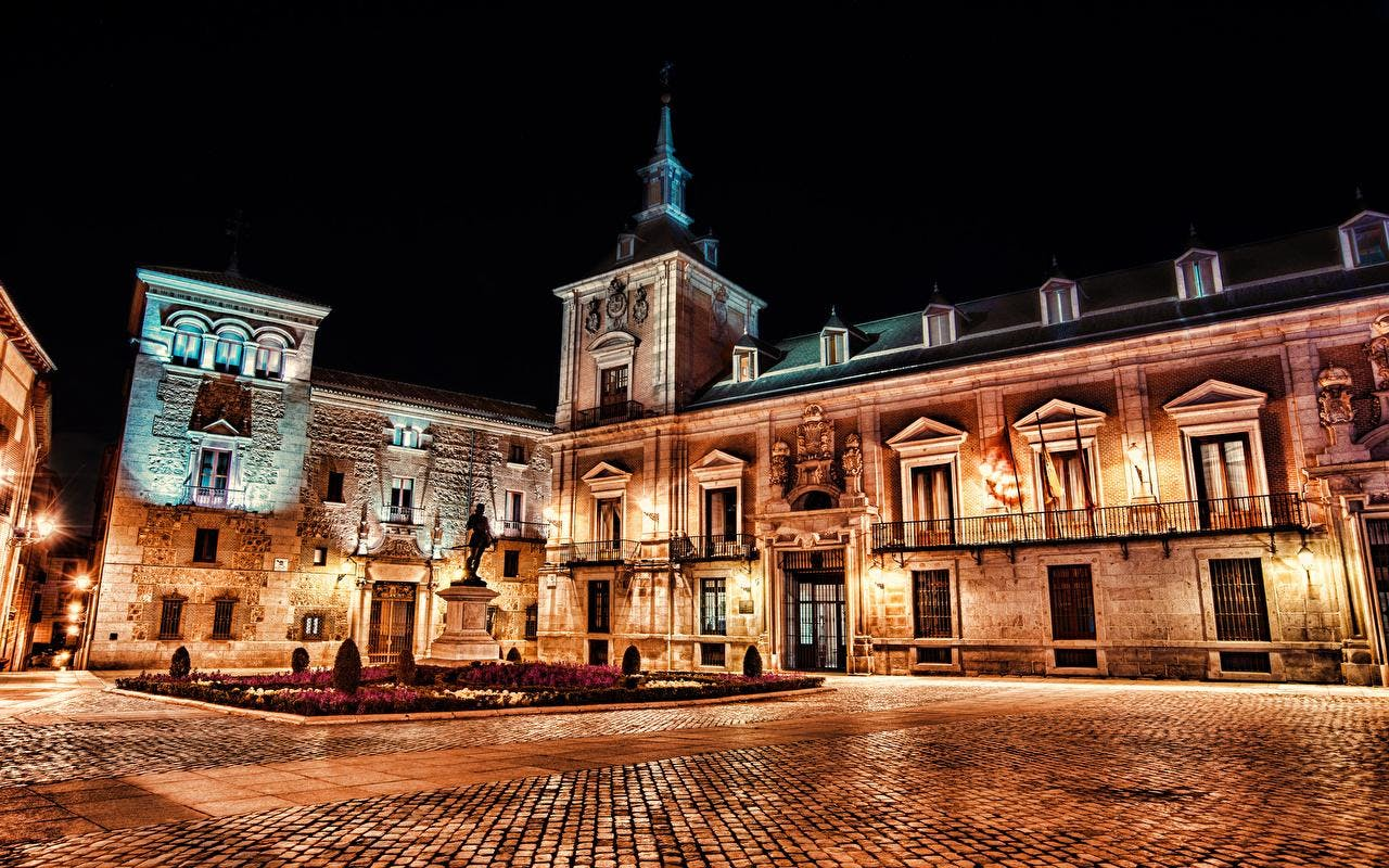 Free Tour - Madrid Macabro: Crimen, misterios