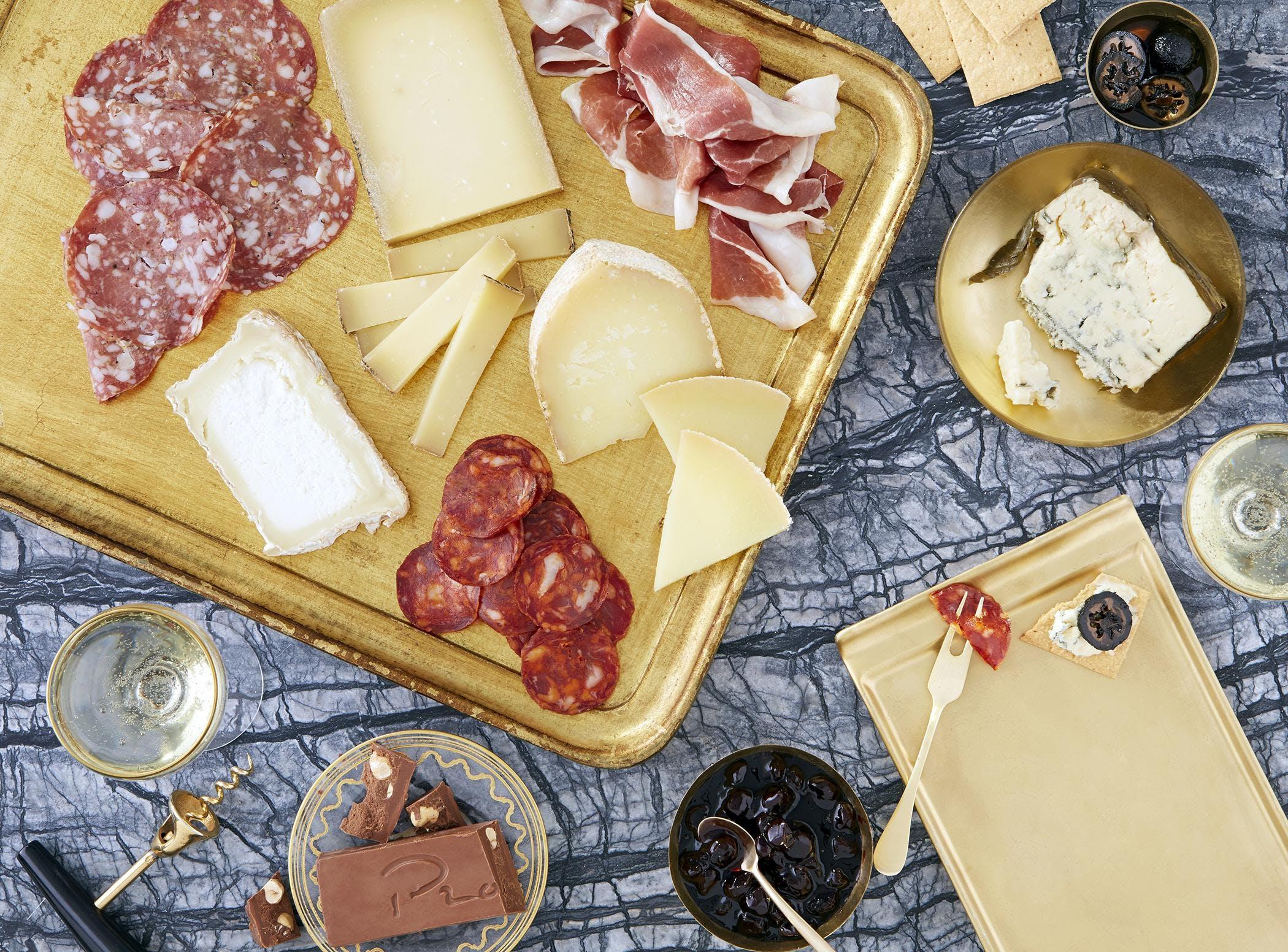 Wine & Cheese 101 @ Murray's Cheese