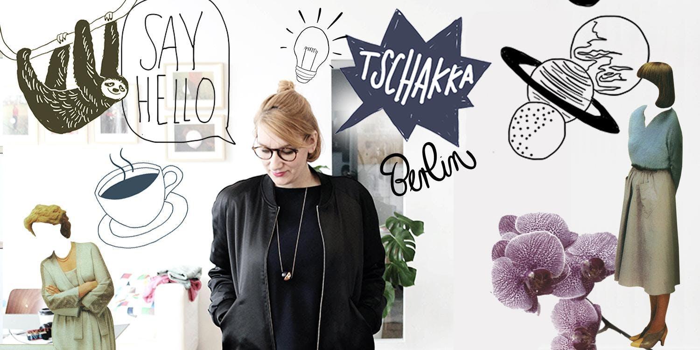 Collagen-Workshop mit Illustratorin Julia Dep