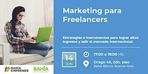 Marketing para Freelancers - Clubes de Emprendedores...