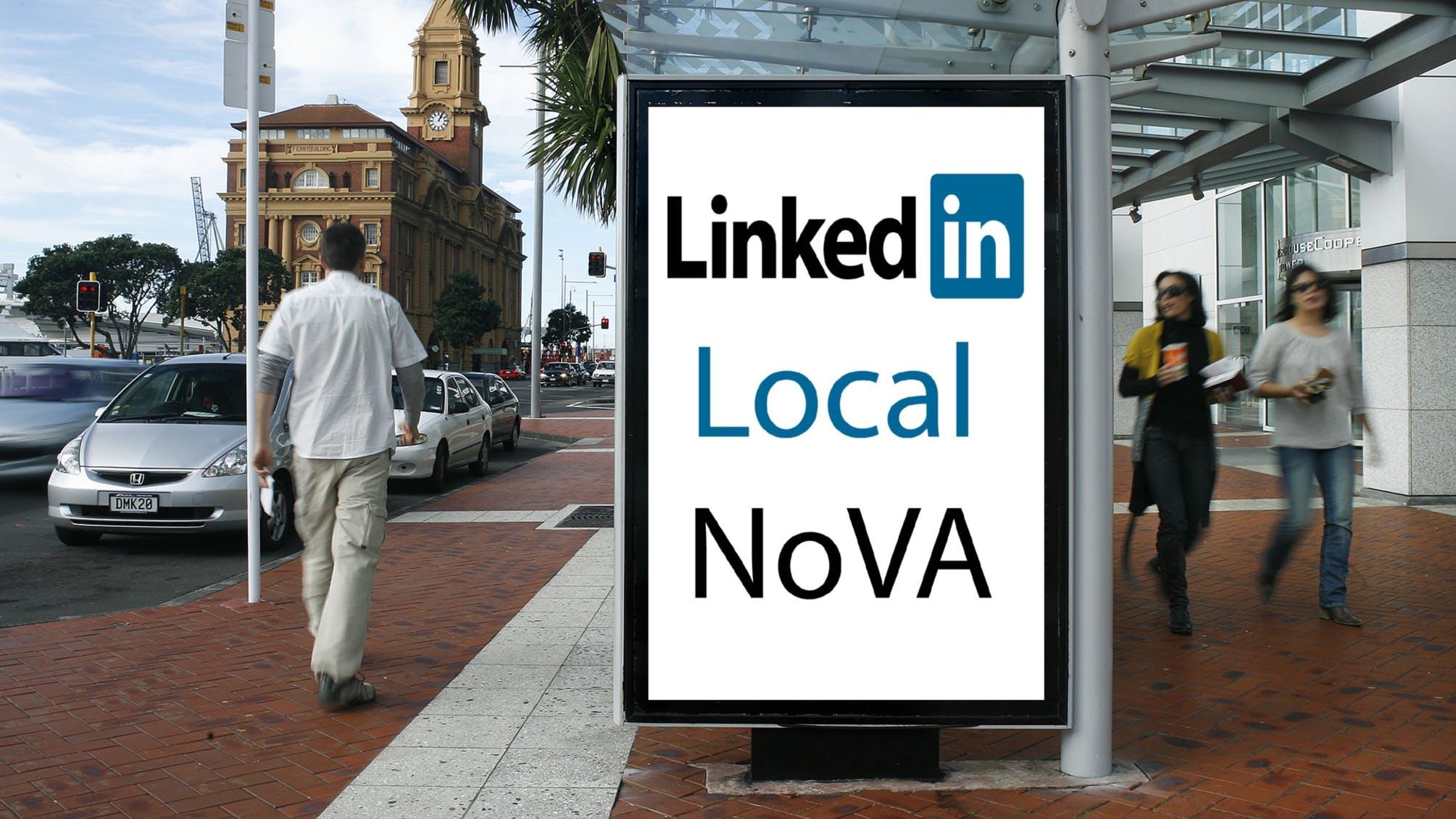 LinkedIn Local NOVA