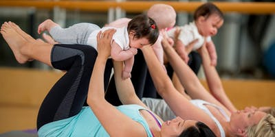 Postnatal Yoga with Baby Series