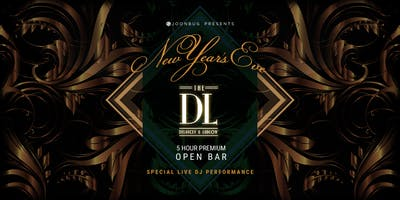 Joonbug.com Presents The DL New Years Eve Party 2019