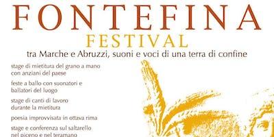Fontefina festival