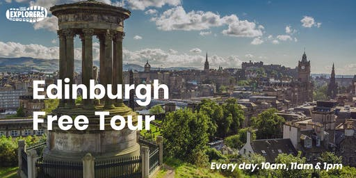 Edinburgh Free Tour