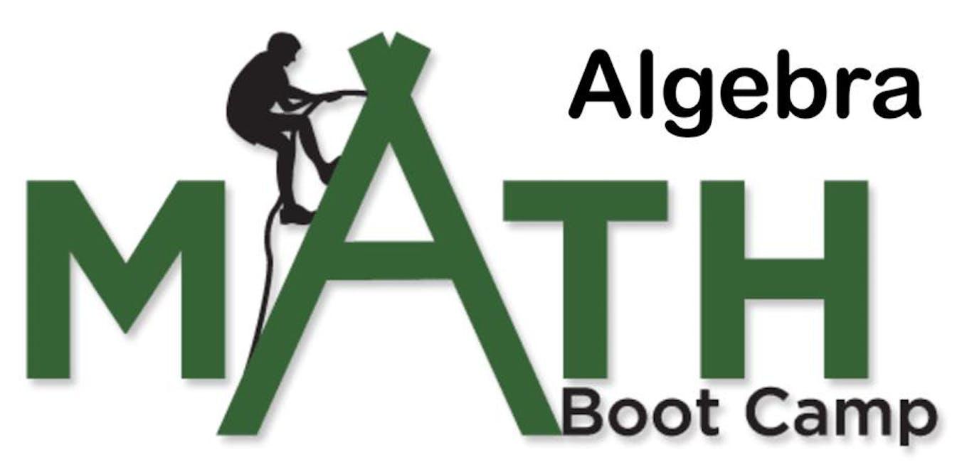 Algebra Boot Camp Session III: June 19th - 21