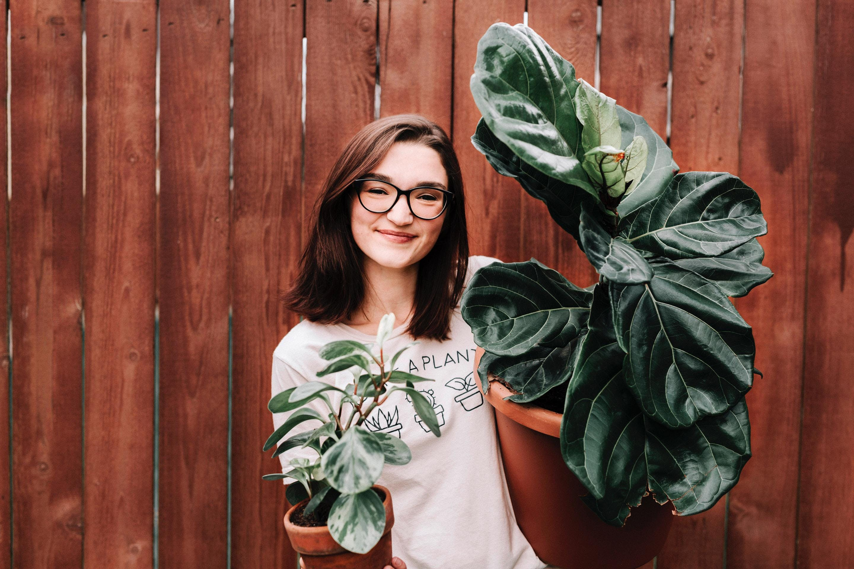 Sip & Grow // Houseplant Basics Class