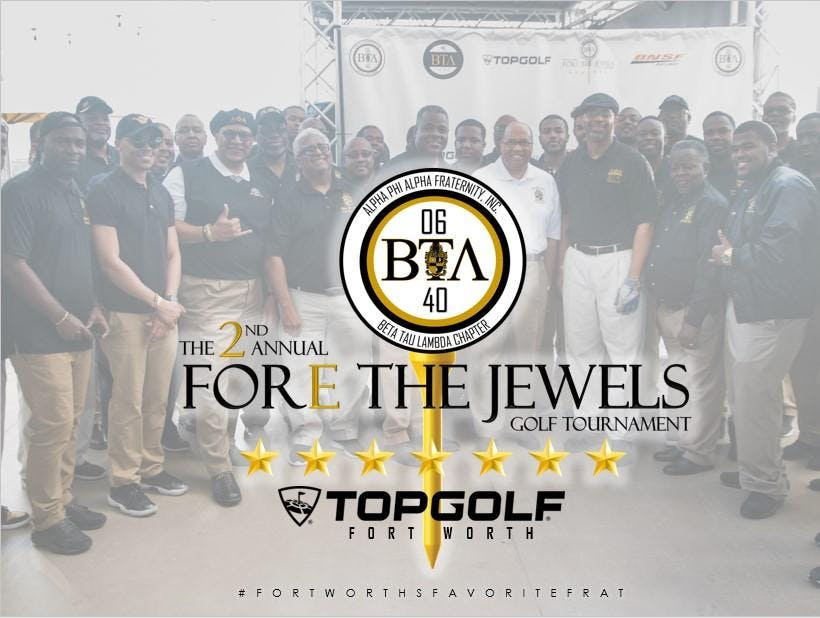 The 2nd Annual Fore The Jewels Golf Tournament 2 Dec 2018