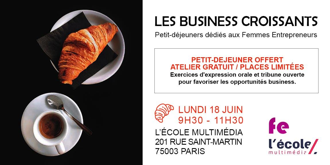 Business Croissants #1 : Savoir présenter son