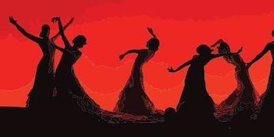 24 Giugno Tablao compartir Flamenco fine corso 2018
