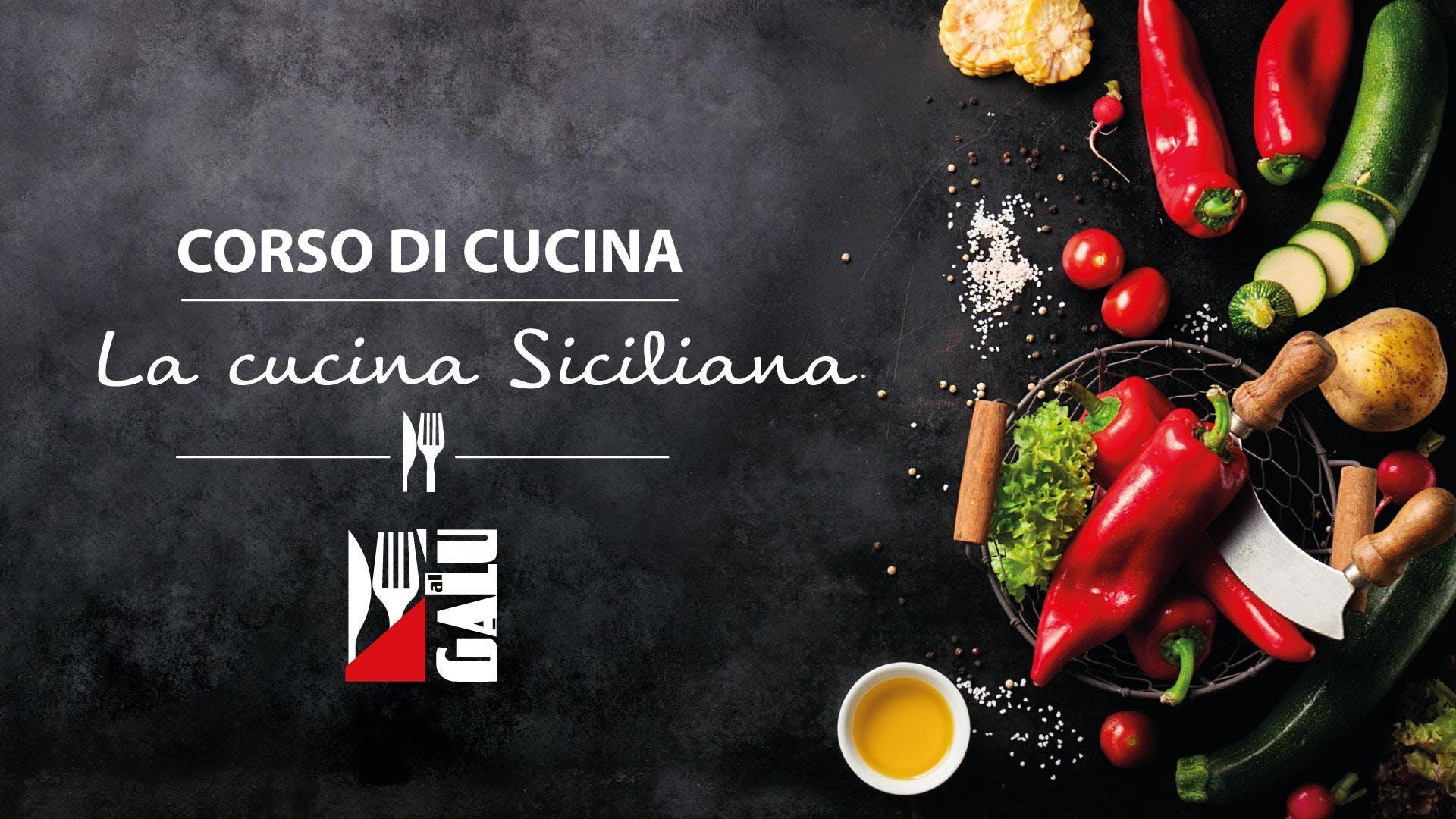 Corso di cucina siciliana cena a scicli e dintorni