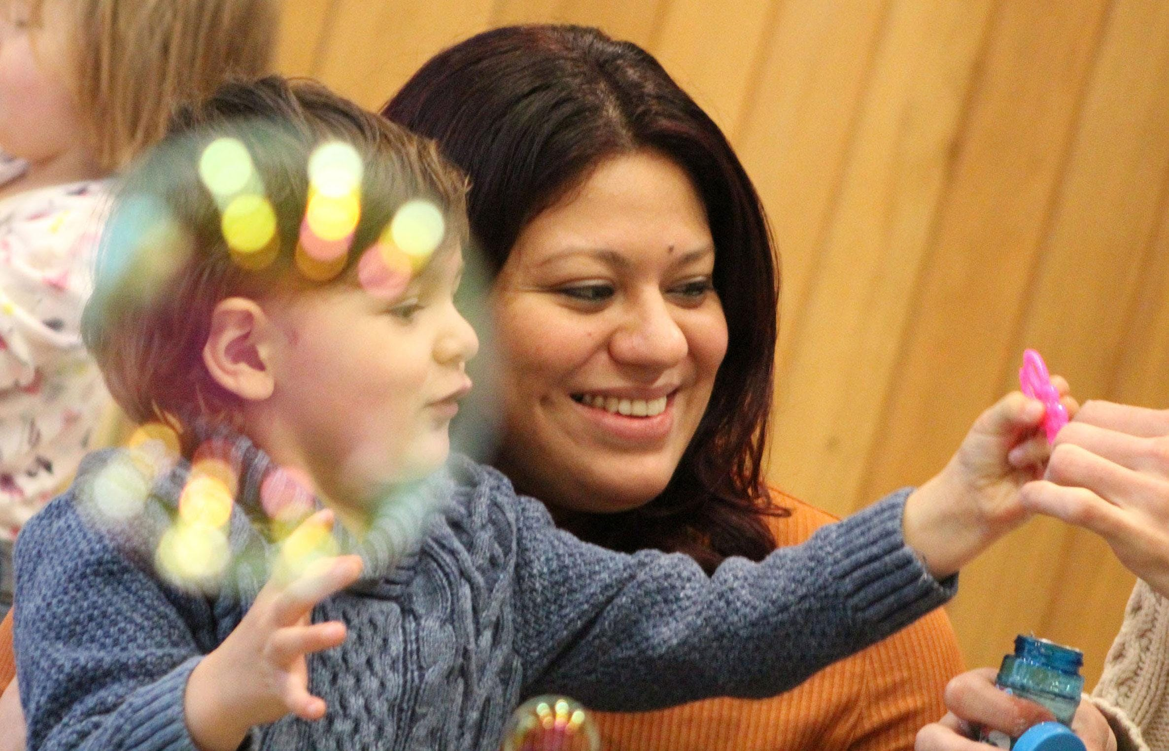 Tiny Tots Tuesday Storytelling with Gaiety School of Acting