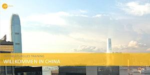 Interkulturelles Training China
