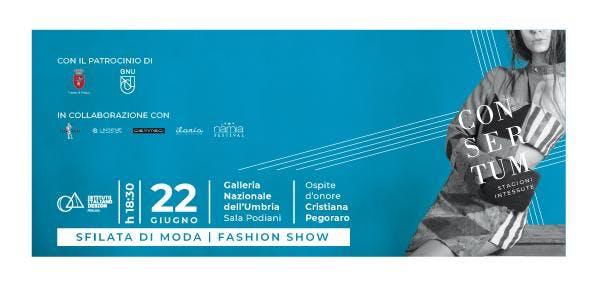 Consertum: Fashion Show tra Moda e Musica - I