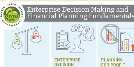 Financial Planning for Specialty Mushroom Enterprises tickets