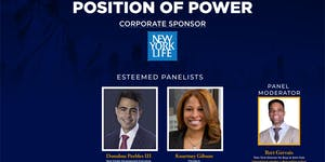 """Position of Power"" featuring Donahue Peebles III +..."