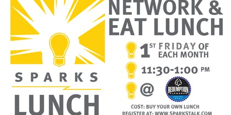 Sparks Lunch tickets