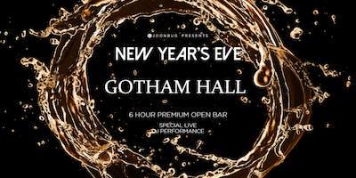 Joonbug.com Presents Gotham Hall New Years Eve Party 2019