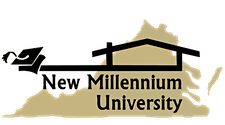 New Millennium University logo
