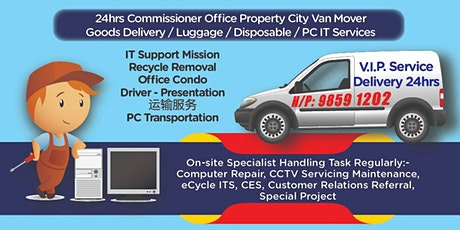 Transport Office Dispose Computer Recycling Mobile Laptop Collection IT ICT tickets