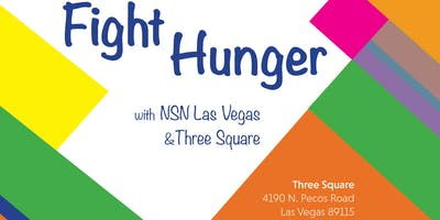Fight Hunger with NSN Las Vegas & Three Square