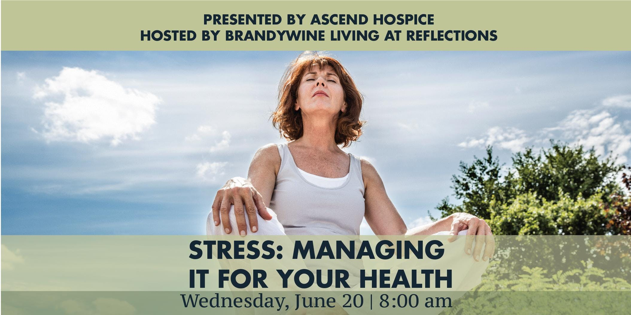 CEU - Stress: Managing It For Your Health