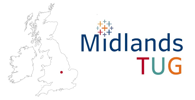 Midlands Tableau User Group (#MidlandsTUG)