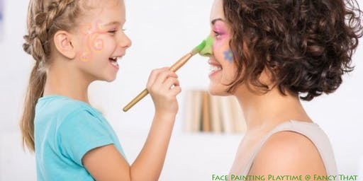 Face Paint Play Time!