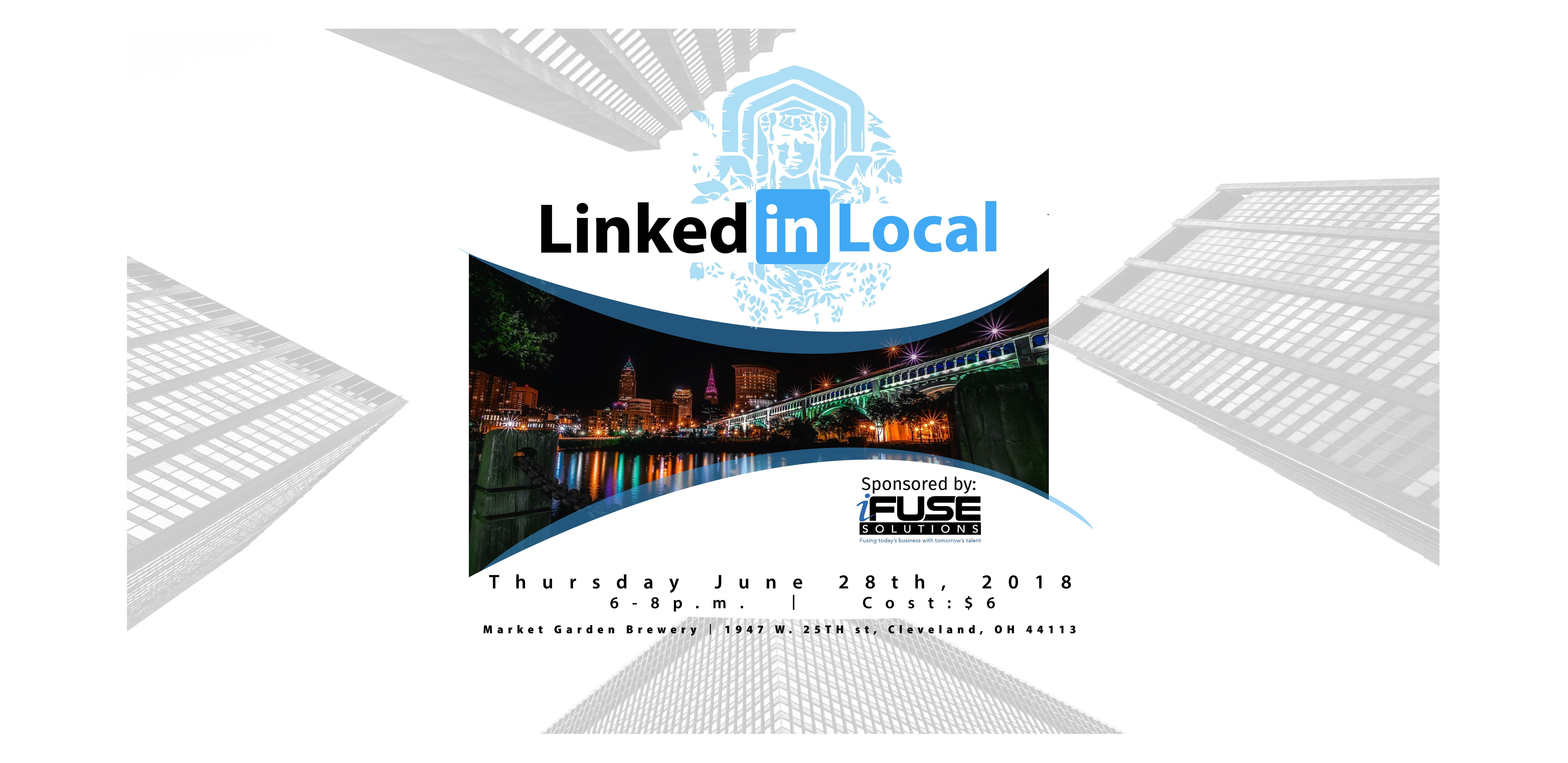 LinkedIn Local Cleveland June Event
