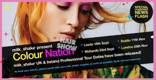 milk_shake present Colour Nation November 11th