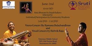 Veena Concert by Ramana Balachandhran and Vocal Concert...