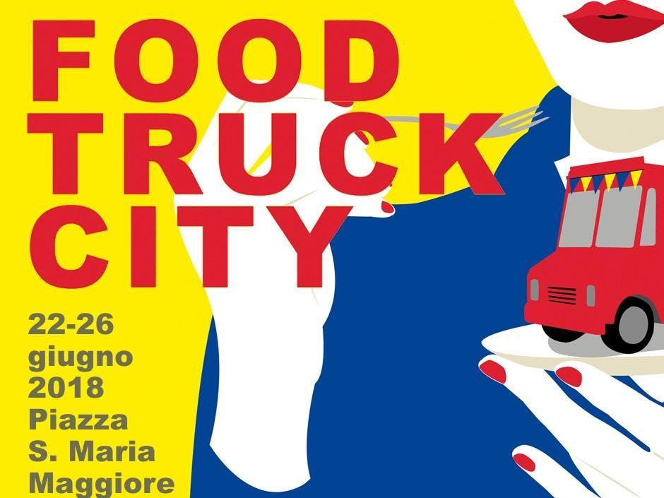 Food Truck city alle Vigiliane