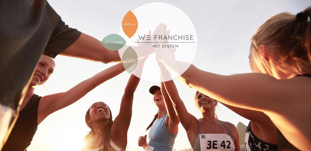 WE FRANCHISE Dresden  Basisseminar  Infonachmittag