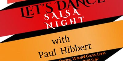 Let's Dance Salsa Party