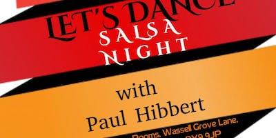 Let's Dance Salsa Party