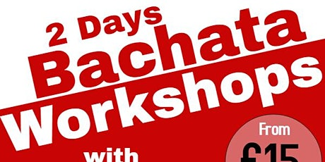 Bachata Workshops tickets
