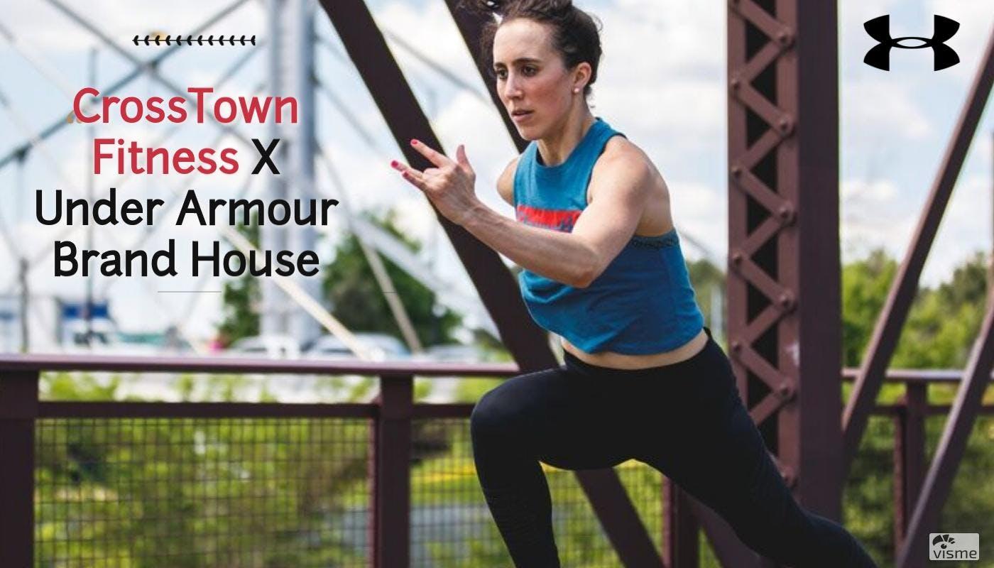 June • TRX® Strength Workout @ Under Armour w