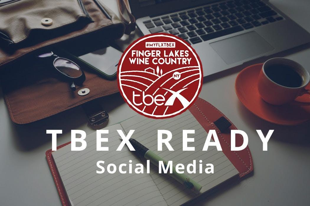 TBEX Ready Seminar: Social Media (Elmira)