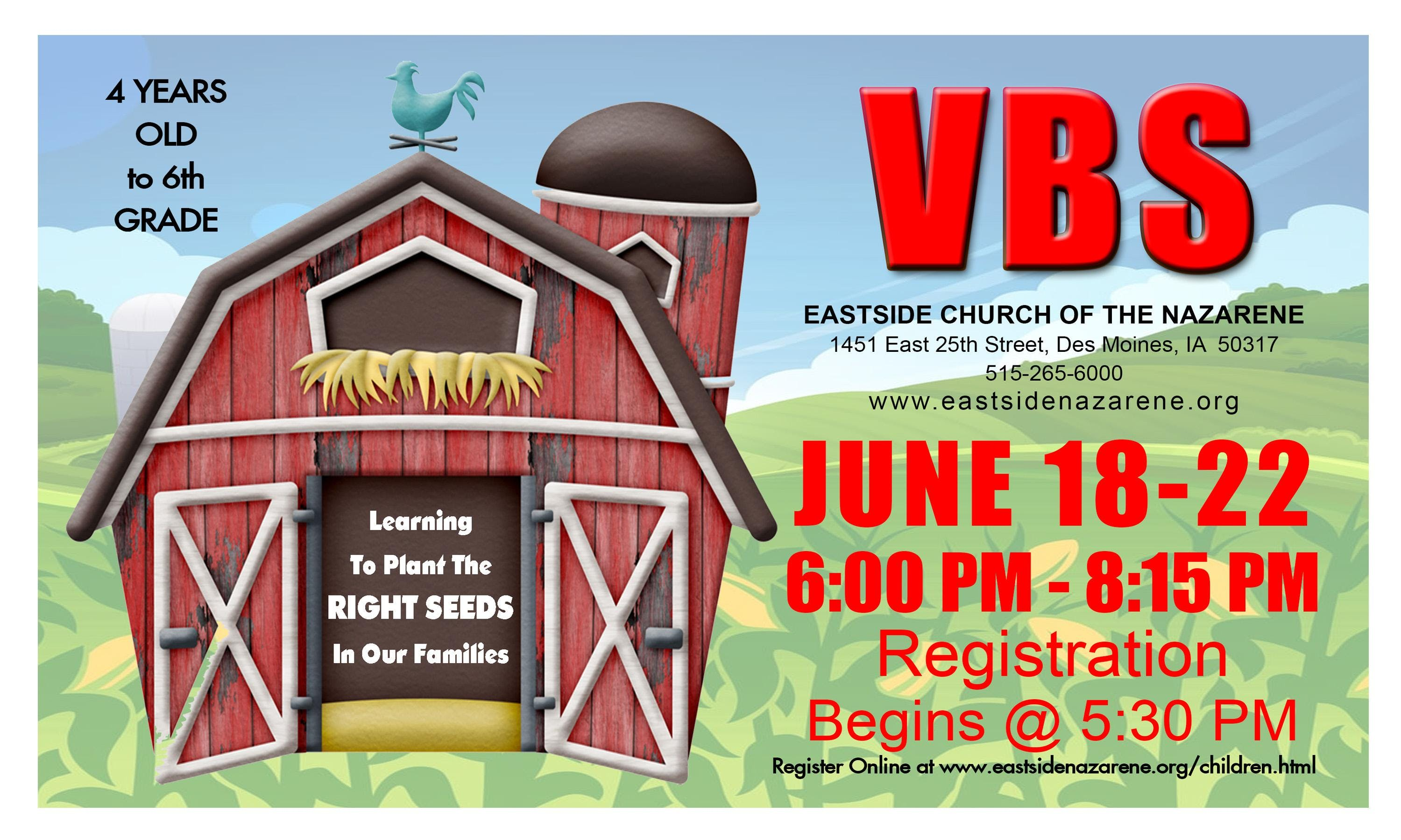 Family Farm VBS