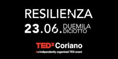 TEDx Coriano - Resilienza