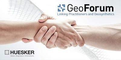 HUESKER GeoForum Charlotte 2018 (Oct. 17 - 19)