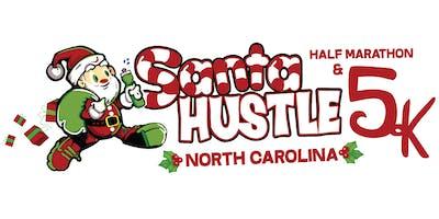Santa Hustle® North Carolina 5k & Half Marathon