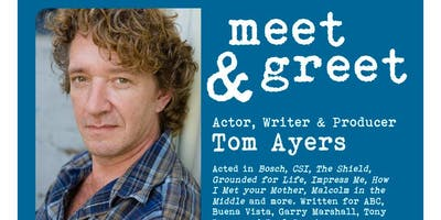 Meet & Greet With Tom Ayers